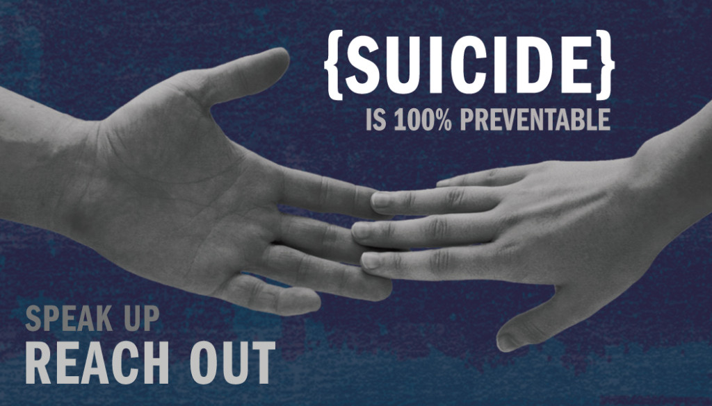 American Foundation for Suicide Prevention… – Pax Tandon
