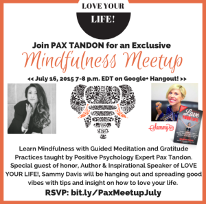 Mindfulness Meetup Invite 2